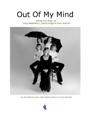 Out Of My Mind Cover