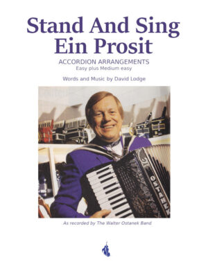 Stand And Sing Ein Prosit - Accordion